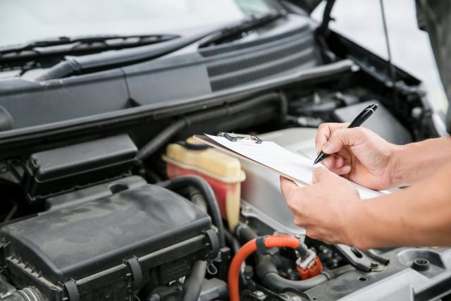 自動車検査